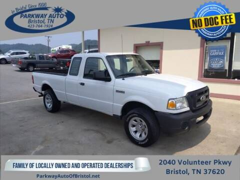 2011 Ford Ranger for sale at PARKWAY AUTO SALES OF BRISTOL in Bristol TN