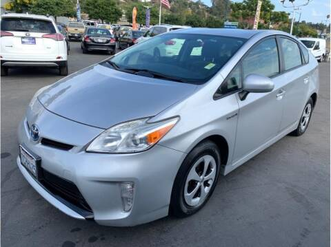 2012 Toyota Prius for sale at AutoDeals in Daly City CA