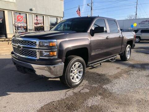 2014 Chevrolet Silverado 1500 for sale at Bagwell Motors in Lowell AR