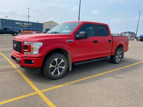 2019 Ford F-150 for sale at Truck Buyers in Magrath AB