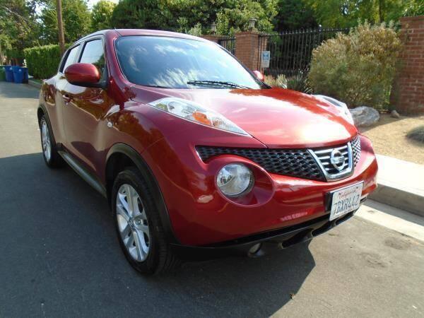2013 Nissan JUKE for sale in Valley Village, CA