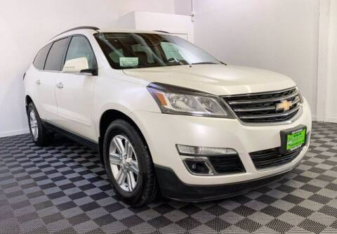 2014 Chevrolet Traverse for sale at Sunset Auto Wholesale in Tacoma WA