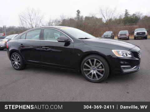 2017 Volvo S60 for sale at Stephens Auto Center of Beckley in Beckley WV
