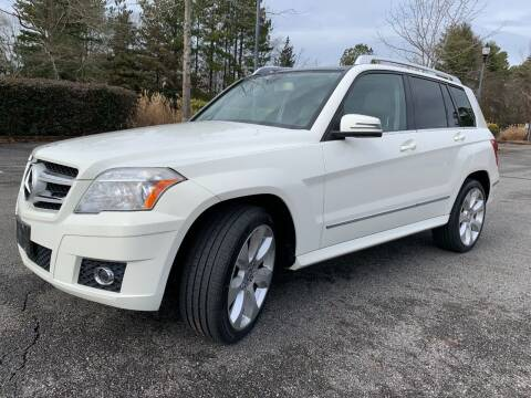 2011 Mercedes-Benz GLK for sale at Selective Imports in Woodstock GA