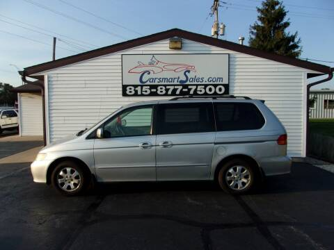 2004 Honda Odyssey for sale at CARSMART SALES INC in Loves Park IL