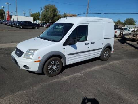 2011 Ford Transit Connect for sale at Cars 4 Idaho in Twin Falls ID