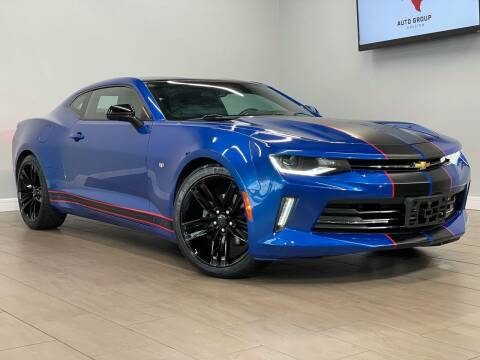 2016 Chevrolet Camaro for sale at TX Auto Group in Houston TX