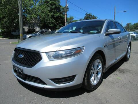2015 Ford Taurus for sale at PRESTIGE IMPORT AUTO SALES in Morrisville PA