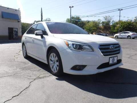 2016 Subaru Legacy for sale at Platinum Auto Sales in Provo UT
