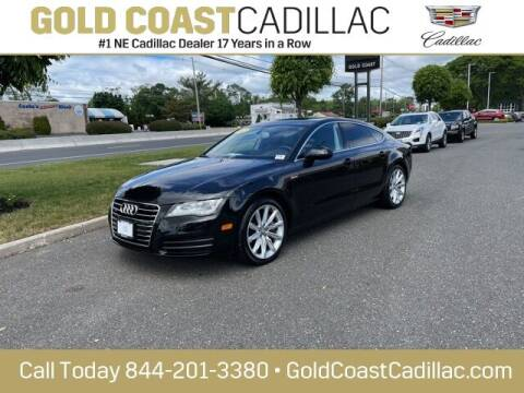 2012 Audi A7 for sale at Gold Coast Cadillac in Oakhurst NJ