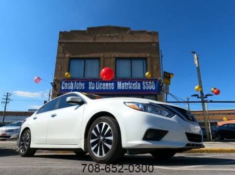2016 Nissan Altima for sale at West Oak in Chicago IL