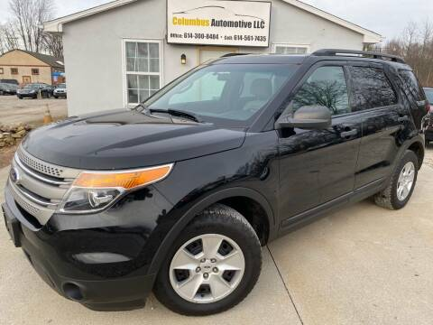 2012 Ford Explorer for sale at COLUMBUS AUTOMOTIVE in Reynoldsburg OH