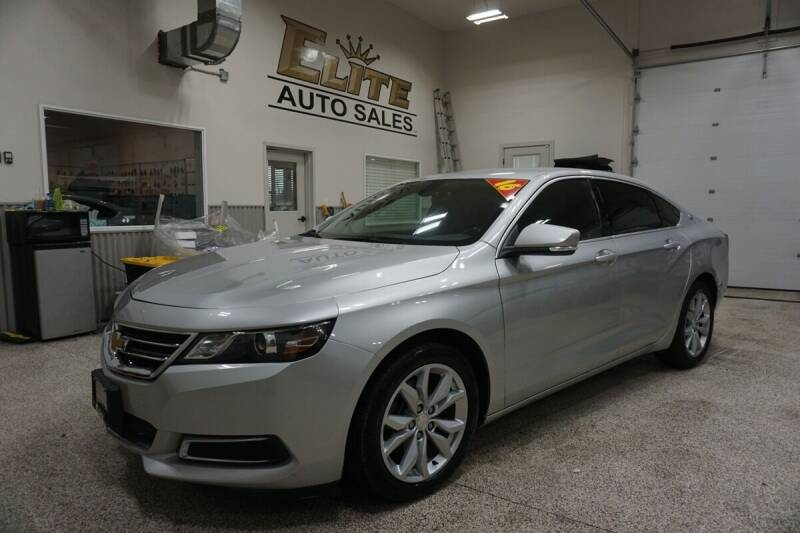 2016 Chevrolet Impala for sale at Elite Auto Sales in Ammon ID