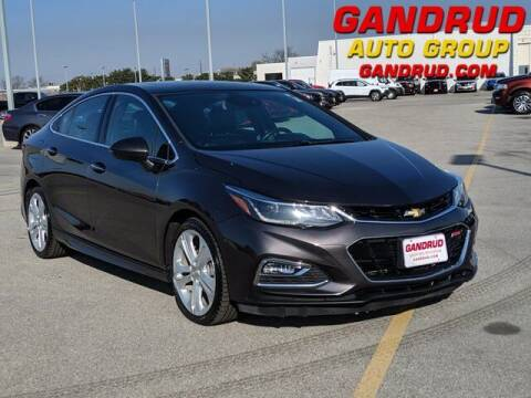 2016 Chevrolet Cruze for sale at Gandrud Dodge in Green Bay WI