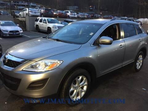 2011 Mazda CX-9 for sale at J & M Automotive in Naugatuck CT