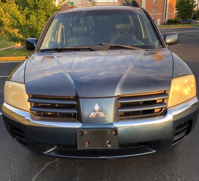 2004 Mitsubishi Endeavor for sale at Richmond Auto Sales LLC in Richmond VA