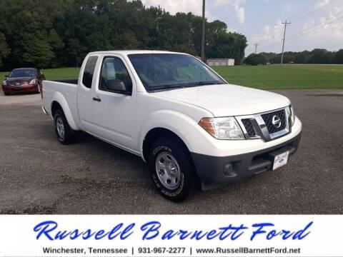 2017 Nissan Frontier for sale at Oskar  Sells Cars in Winchester TN