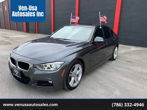 2015 BMW 3 Series for sale at Ven-Usa Autosales Inc in Miami FL