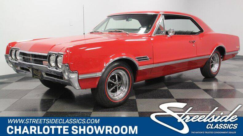 1966 Oldsmobile 442 for sale in Concord, NC