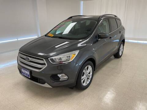 2018 Ford Escape for sale at Kerns Ford Lincoln in Celina OH