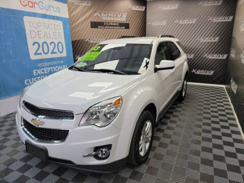 2013 Chevrolet Equinox for sale at X Drive Auto Sales Inc. in Dearborn Heights MI
