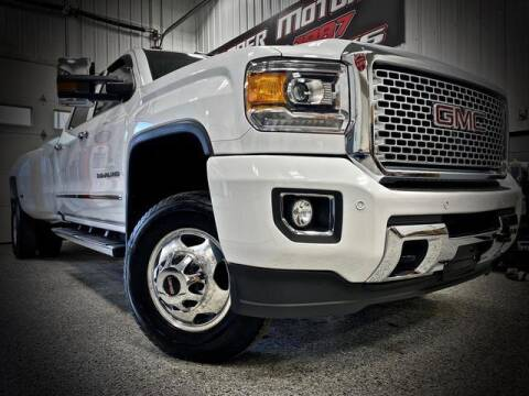 2016 GMC Sierra 3500HD for sale at Carder Motors Inc in Bridgeport WV
