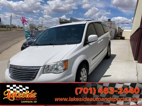2014 Chrysler Town and Country for sale at Lakeside Auto & Sports in Garrison ND