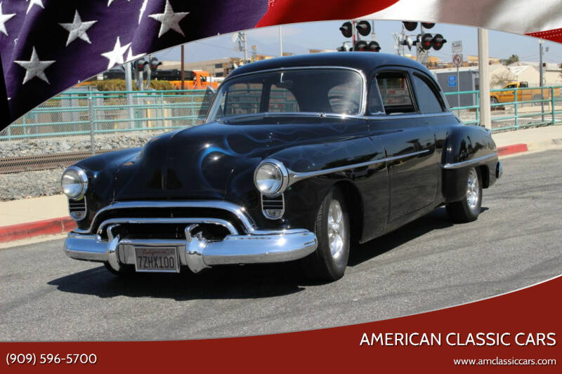 1950 Oldsmobile Eighty-Eight for sale at American Classic Cars in La Verne CA