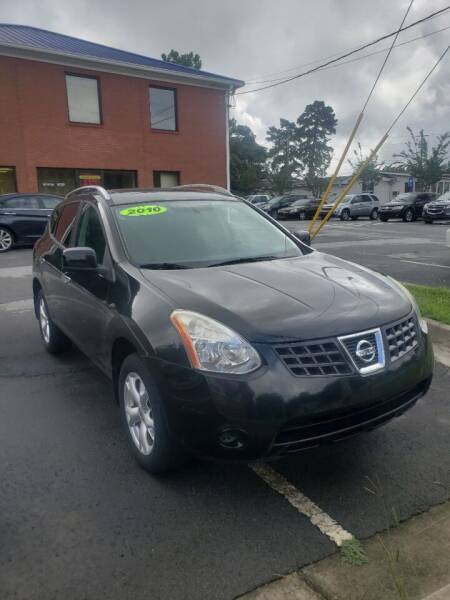 2010 Nissan Rogue for sale at Credit Cars LLC in Lawrenceville GA