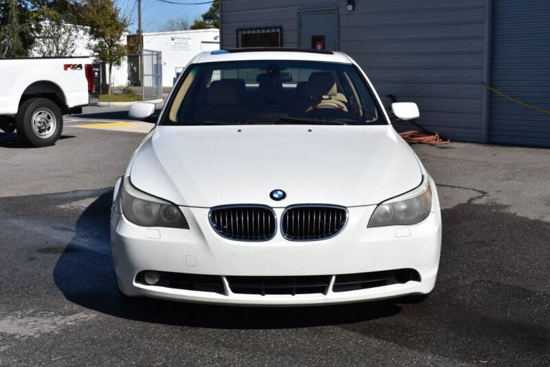 2006 BMW 5 Series for sale at Mix Autos in Orlando FL