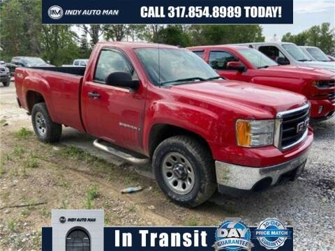 2008 GMC Sierra 1500 for sale at INDY AUTO MAN in Indianapolis IN
