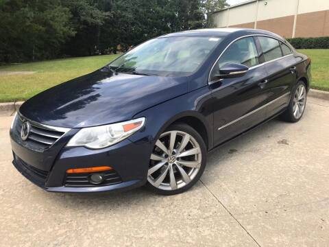 2012 Volkswagen CC for sale at Global Imports Auto Sales in Buford GA