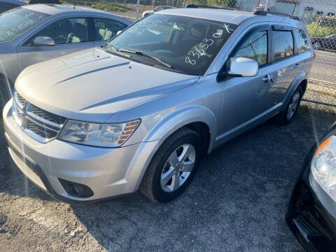 2012 Dodge Journey for sale at Philadelphia Public Auto Auction in Philadelphia PA