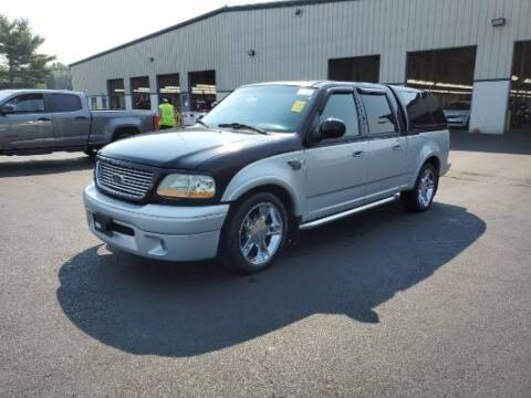 2003 Ford F-150 for sale at Adams Auto Group Inc. in Charlotte NC