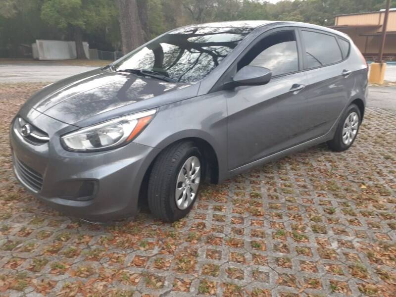 2017 Hyundai Accent for sale at Royal Auto Mart in Tampa FL