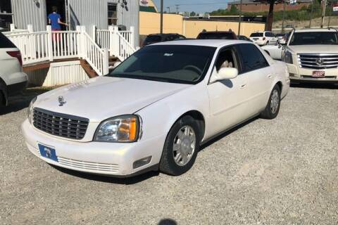 2004 Cadillac DeVille for sale at WEINLE MOTORSPORTS in Cleves OH