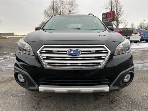 2017 Subaru Outback for sale at Rides Unlimited in Nampa ID