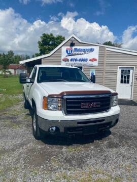2009 GMC Sierra 1500 for sale at ROUTE 11 MOTOR SPORTS in Central Square NY