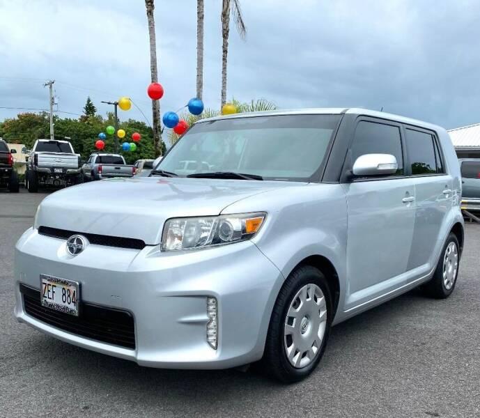 2015 Scion xB for sale at PONO'S USED CARS in Hilo HI