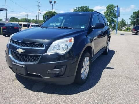2010 Chevrolet Equinox for sale at Wheel Deal Auto Sales LLC in Norfolk VA