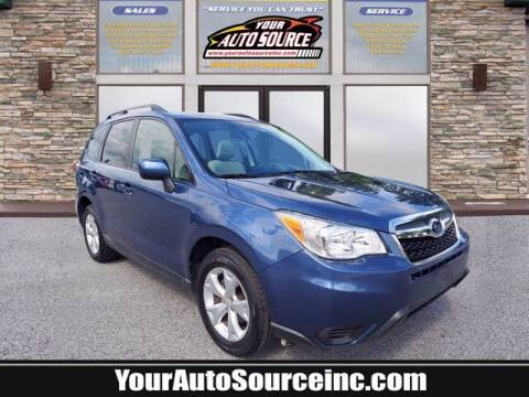 2014 Subaru Forester for sale at Your Auto Source in York PA