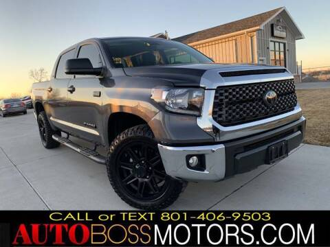 2020 Toyota Tundra for sale at Auto Boss in Woodscross UT