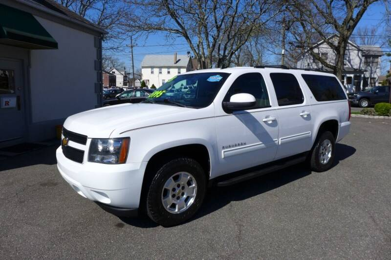 2013 Chevrolet Suburban for sale at FBN Auto Sales & Service in Highland Park NJ