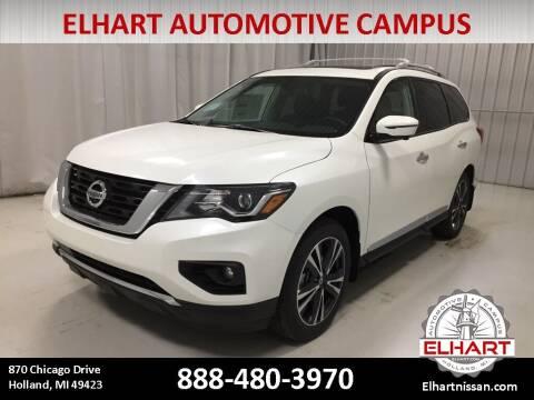 2020 Nissan Pathfinder for sale at Elhart Automotive Campus in Holland MI