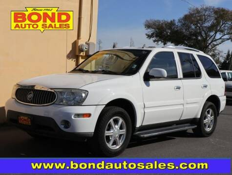 2007 Buick Rainier for sale at Bond Auto Sales in St Petersburg FL