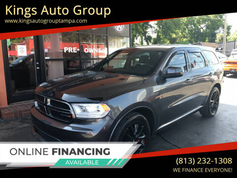 2015 Dodge Durango for sale at Kings Auto Group in Tampa FL