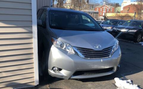 2011 Toyota Sienna for sale at Welcome Motors LLC in Haverhill MA