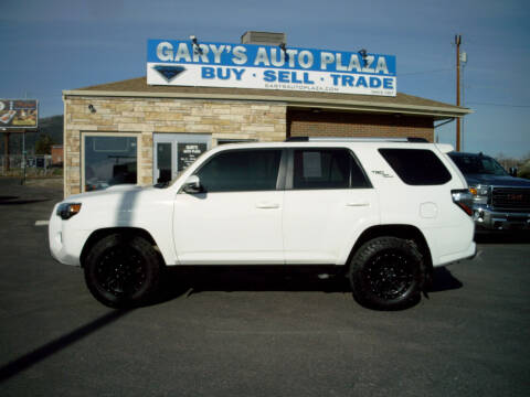 2018 Toyota 4Runner for sale at GARY'S AUTO PLAZA in Helena MT