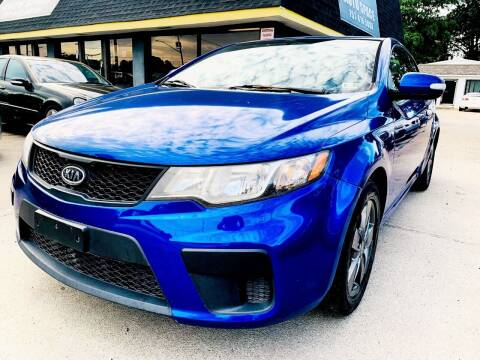 2010 Kia Forte Koup for sale at Auto Space LLC in Norfolk VA