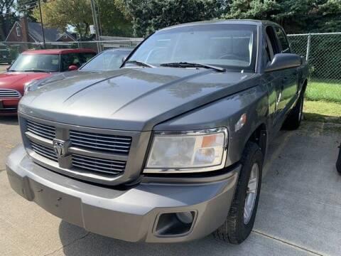 2008 Dodge Dakota for sale at Martell Auto Sales Inc in Warren MI